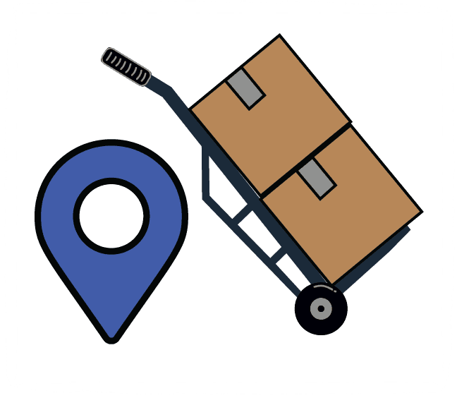 Fort Worth movers icon