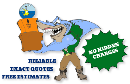 No hidden charges, reliable movers, exact quotes, free estimate
