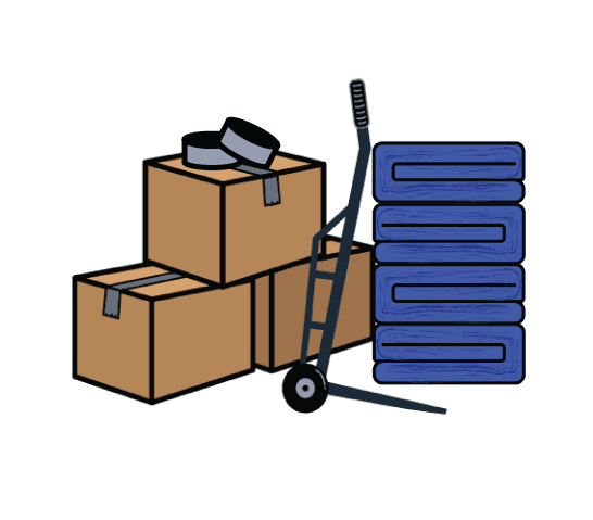 Fort Worth Moving Services icon